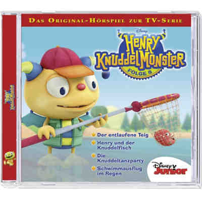 CD Disney Henry Knuddelmonster 06