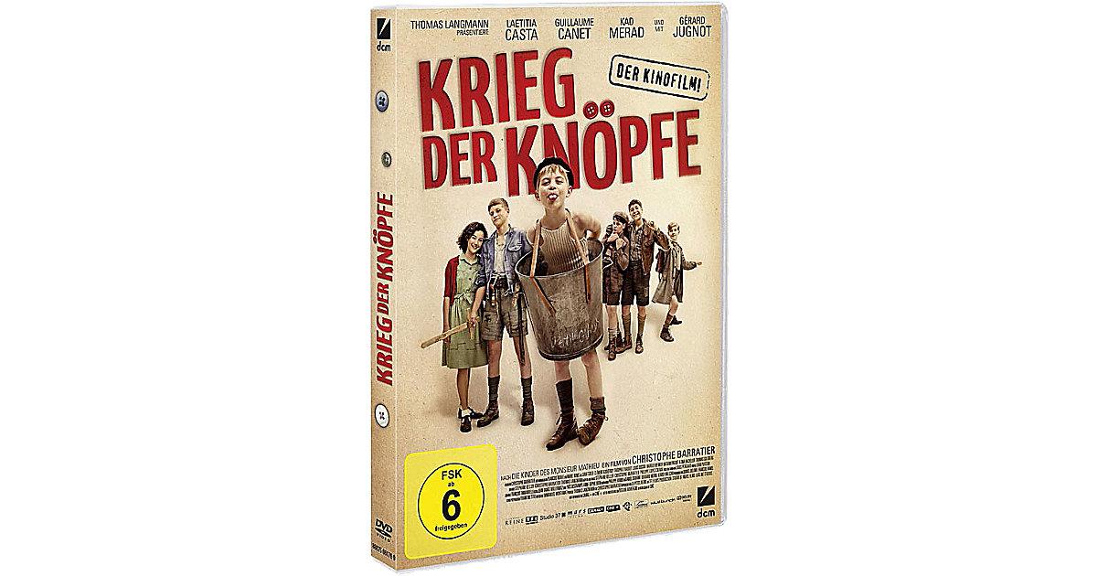 DVD Krieg der Knöpfe