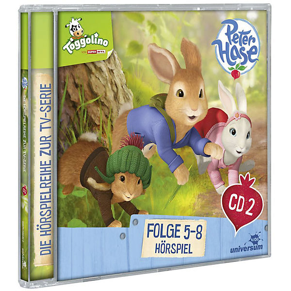 CD Peter Hase 02