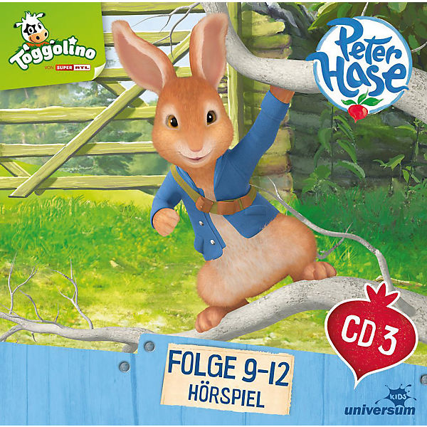 CD Peter Hase 03