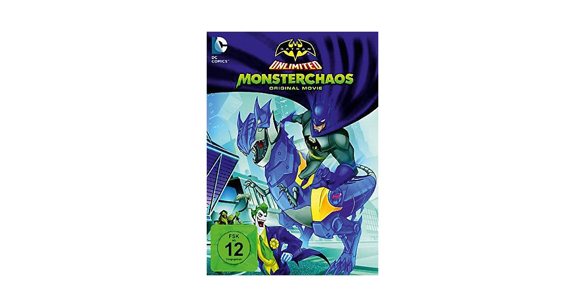 DVD Batman Unlimited: Monster Chaos