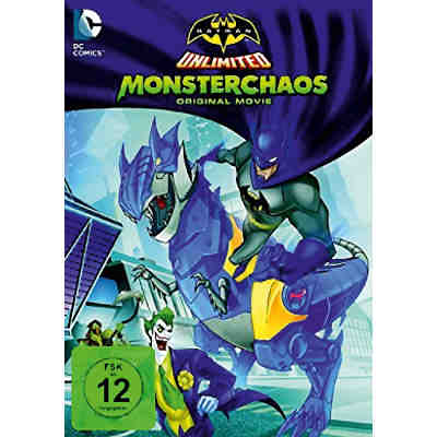 DVD Batman Unlimited: Monster Chaos