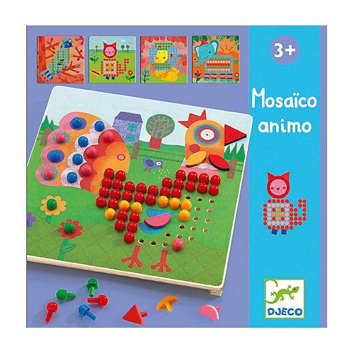 """Мозаика """"Животные"""", DJECO от DJECO"""