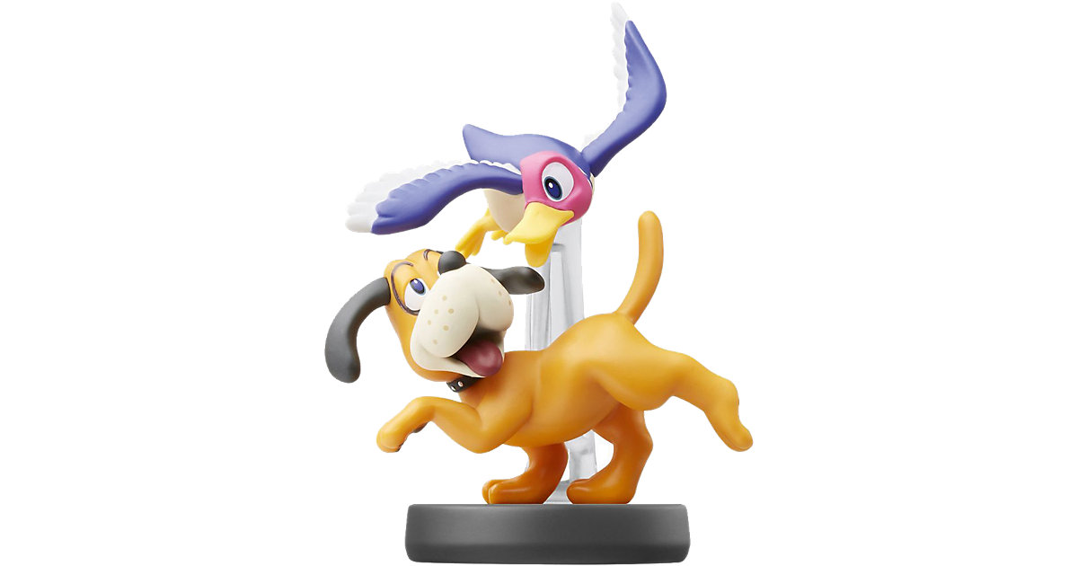amiibo Figur Duck-Hunt Duo (Smash)