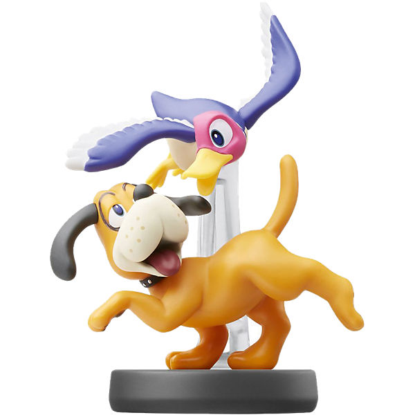 amiibo Figur Duck-Hunt Duo (Smash)