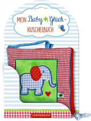 Buch - BabyGlück: Kuschelbuch, Stoffbilderbuch