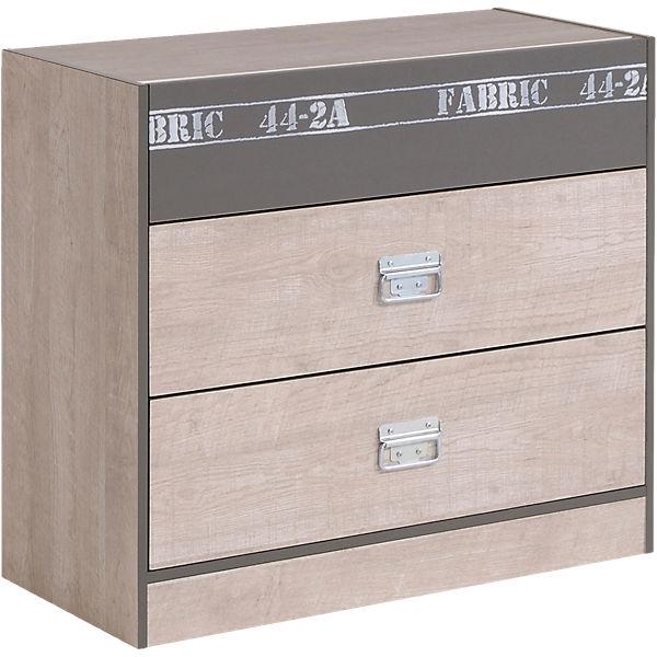Parisot Kommode Sideboard Fabric 7 Esche Grau Parisot