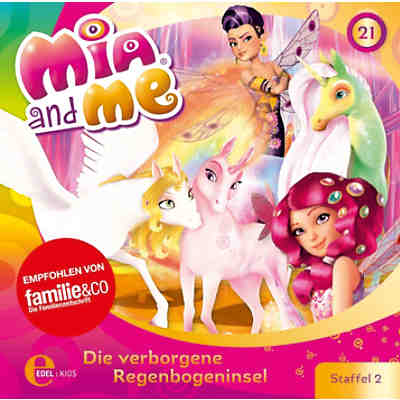 CD Mia and me 21