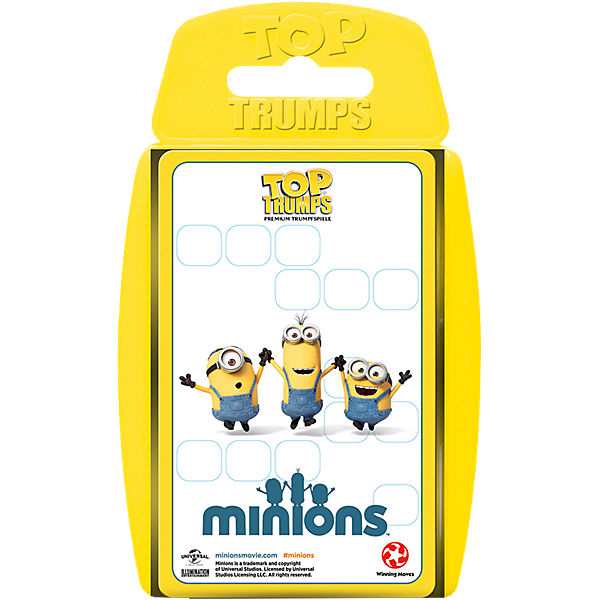 Top Trumps - The Minions, Minions