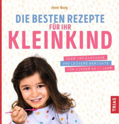 Buch - Die besten Rezepte Ihr Kleinkind  Kinder