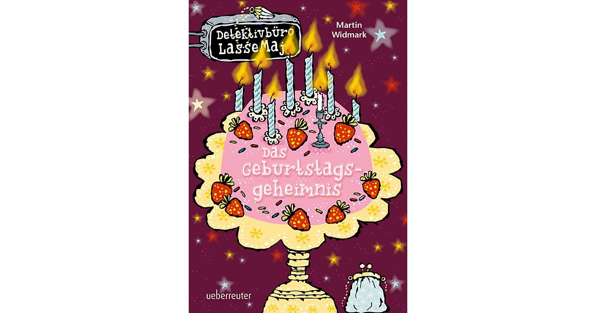 Detektivbüro LasseMaja: Das Geburtstagsgeheimnis