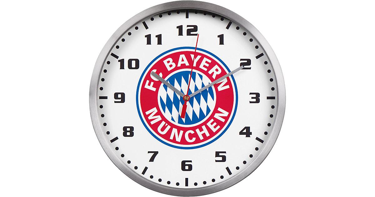 Wanduhr FC Bayern München