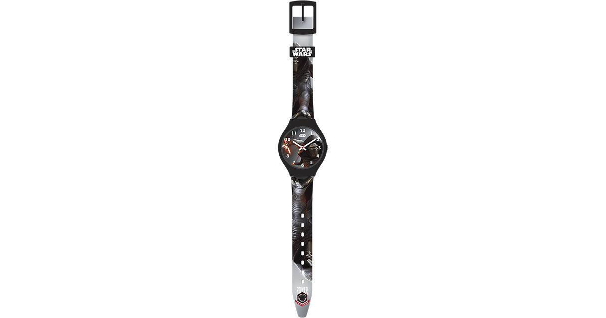 Star Wars Das Erwachen der Macht Armbanduhr analog Jungen Kinder