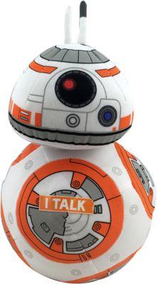 Star Wars BB-8 Plüsch mit Sound 23cm