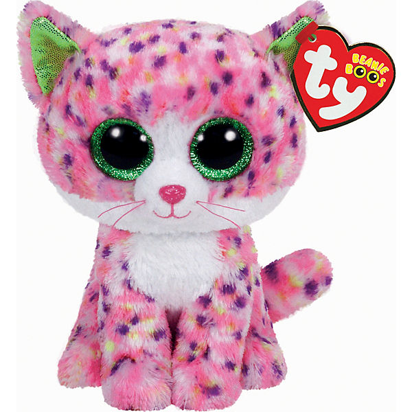 7136189 Beanie Boo 15cm Katze Sophie, Ty