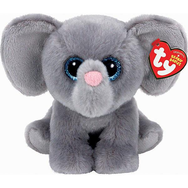 7142119 Beanie Babies 15cm Elefant Whopper, Ty