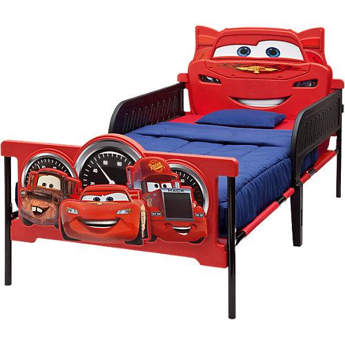 Delta Children CARS 3D Bett 200x100cm Gr. 100 x 200