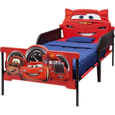 cars kinderbett 70 x 140 cm disney cars mytoys. Black Bedroom Furniture Sets. Home Design Ideas