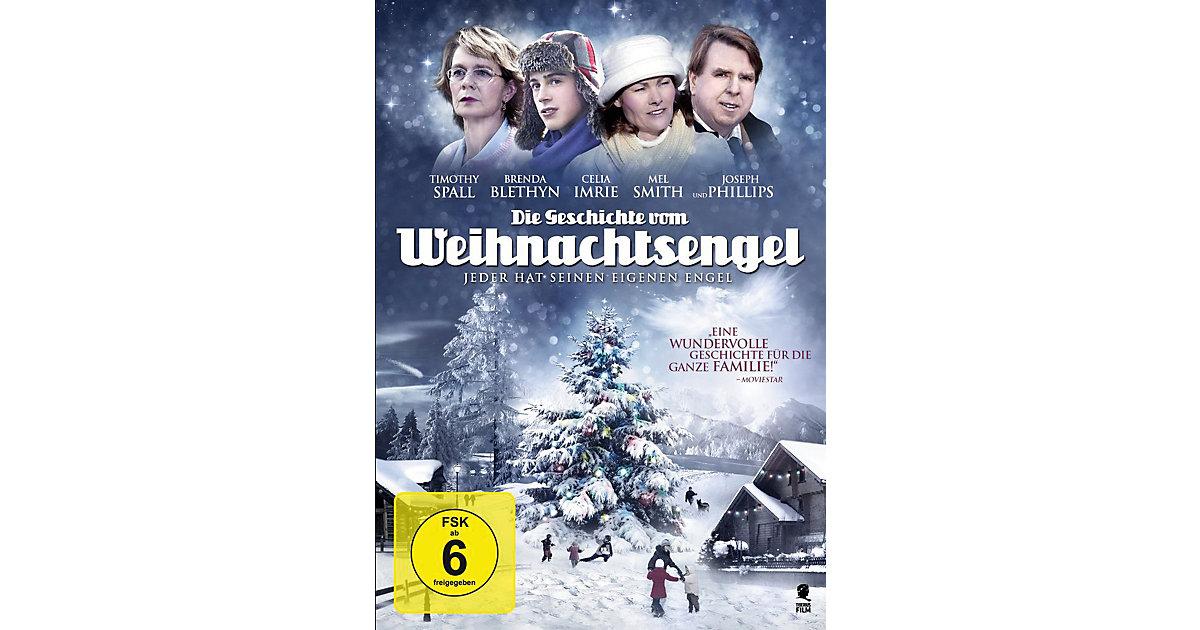 DVD Die Geschichte vom Weihnachtsengel