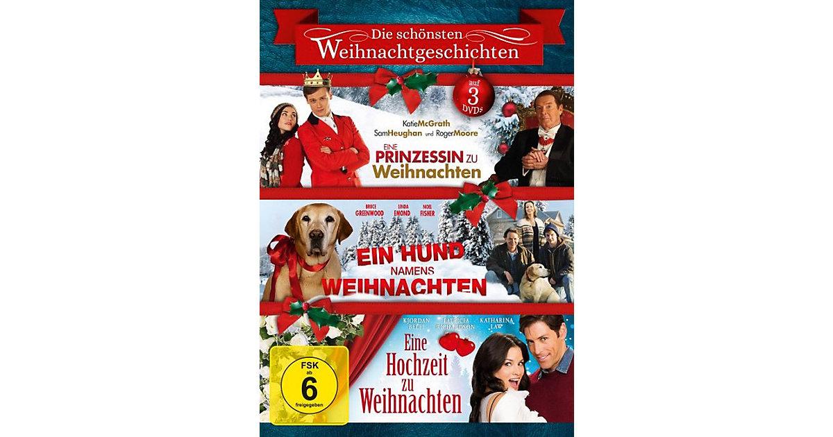 DVD Die schönsten Weihnachtsgeschichten (3 DVDs)