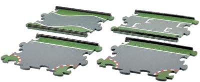 SIKU 6853 Racing Fahrbahn Set ( Sondermatten) 1:43