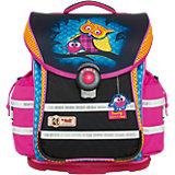 Школьный рюкзак MC Neill ERGO Light PLUS (4 пр.) Скотти