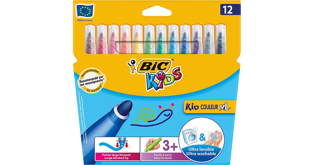 Kid Couleur XL Filzstifte, 12 Farben