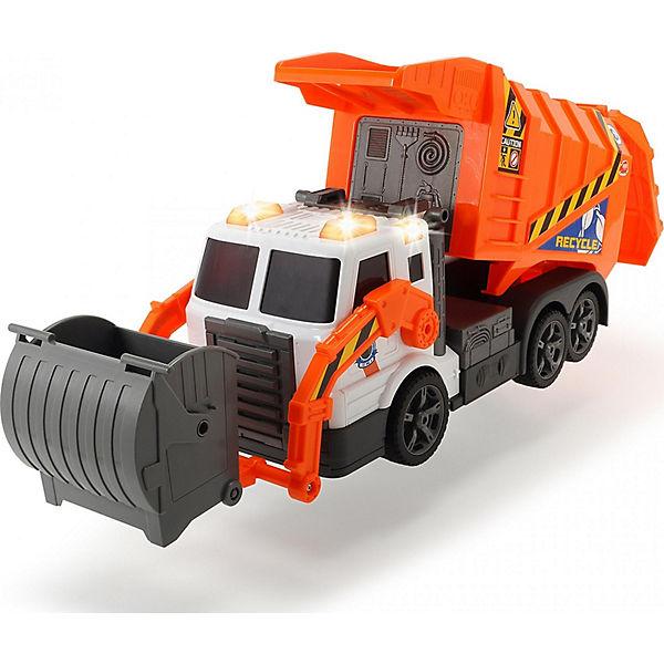 Мусоровоз, 41 см, Dickie Toys