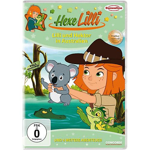 DVD Hexe Lilli - und Hektor in Australien Sale Angebote