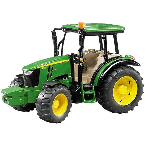 Трактор John Deere 5115M от Bruder