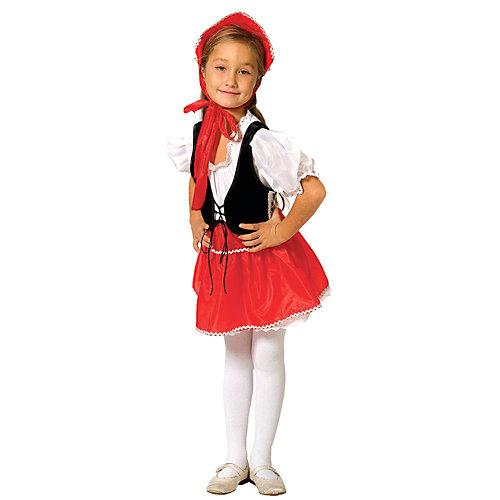 """Карнавальный костюм для девочки """"Красная Шапочка"""", Вестифика от Вестифика"""