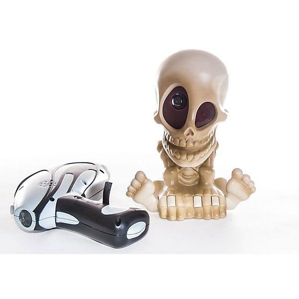 Проекционный тир Джонни-Черепок с 1 бластером, Johnny the Skull