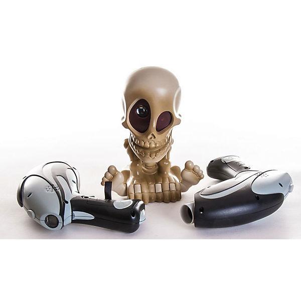 Проекционный тир Джонни-Черепок с 2-мя бластерами, Johnny the Skull