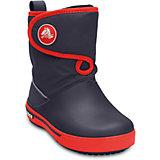 Сапоги Kids Crocband II.5 Gust Boot Crocs