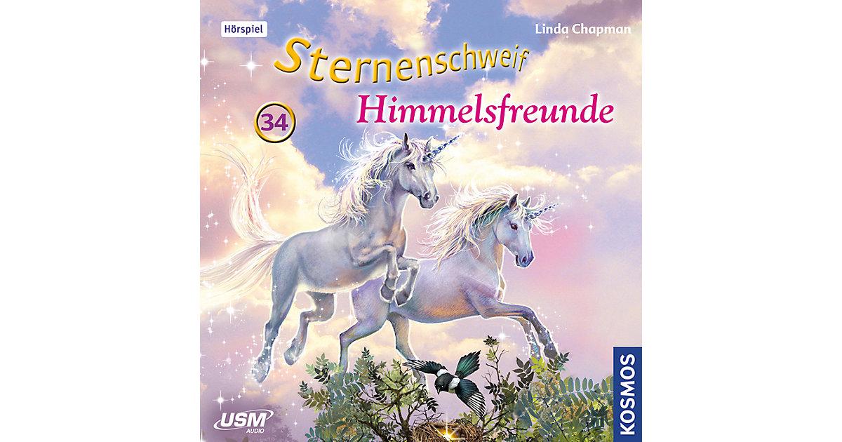 CD Sternenschweif 34 - Himmelsfreunde Hörbuch