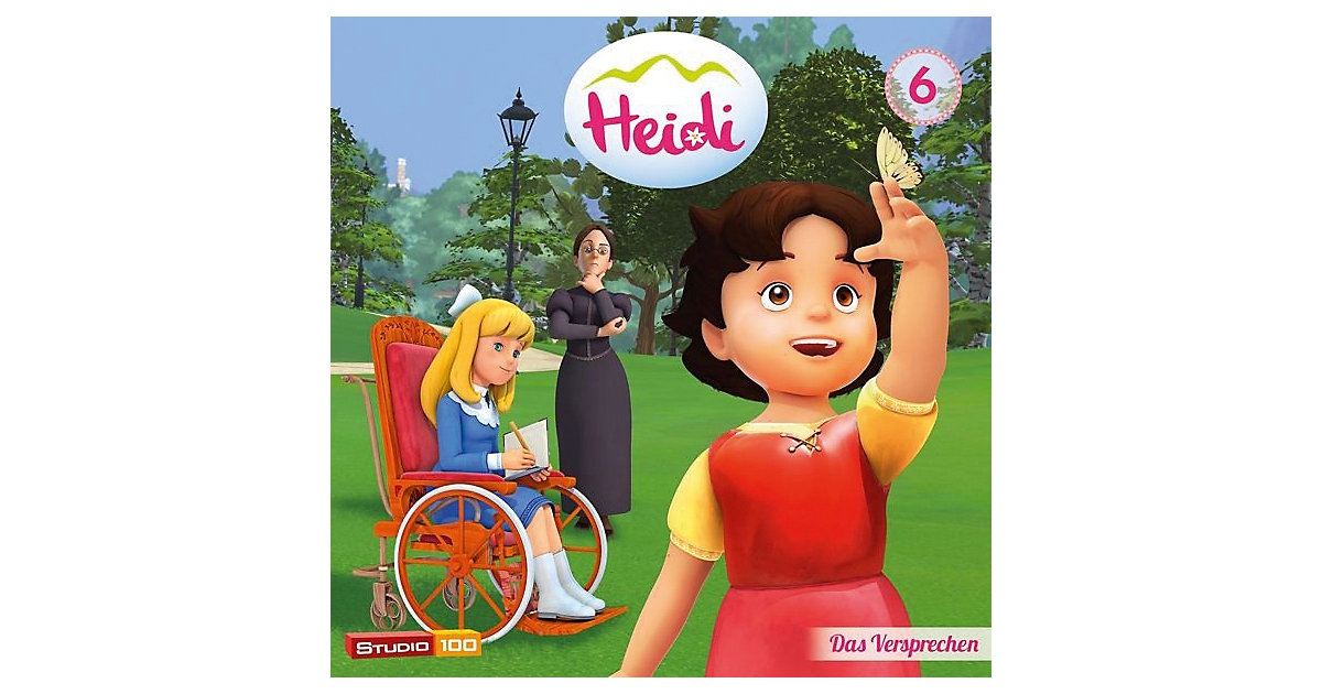 CD Heidi 6 - Das Versprechen u.a.