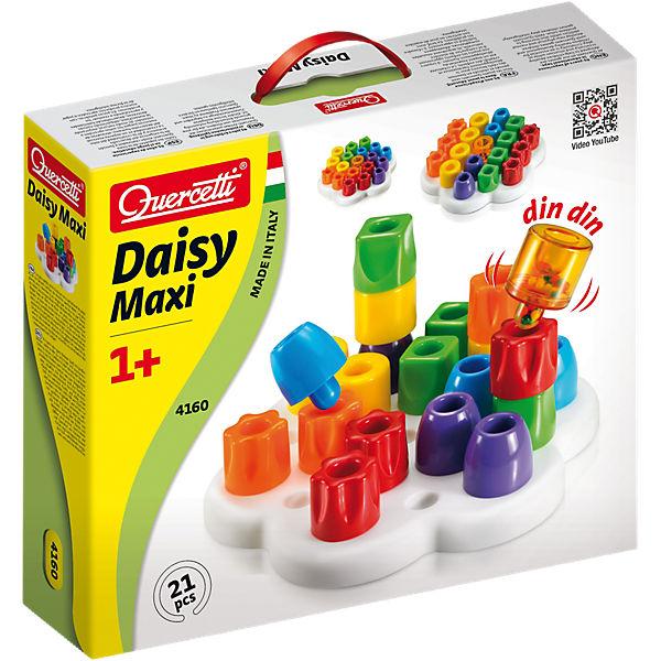Quercetti Daisy Maxi, 21 Teile, Quercetti
