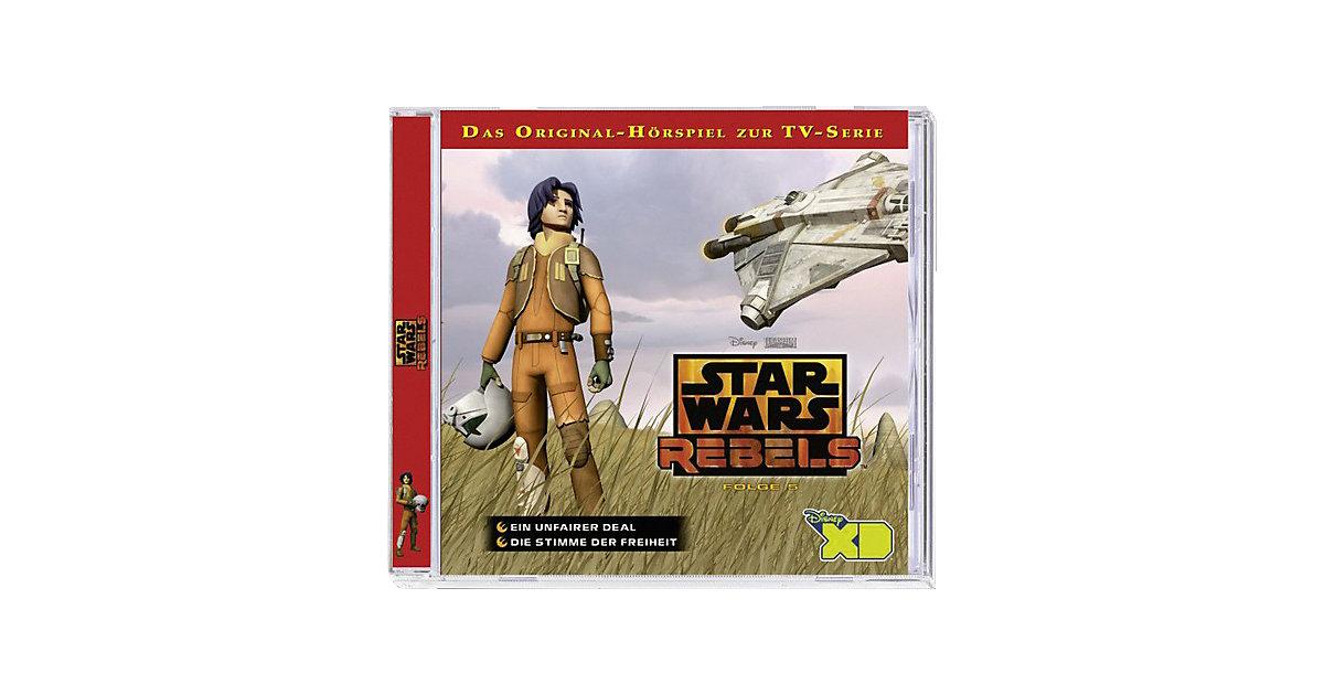 CD Star Wars Rebels - Folge 5 (Ein unfairer Dea...