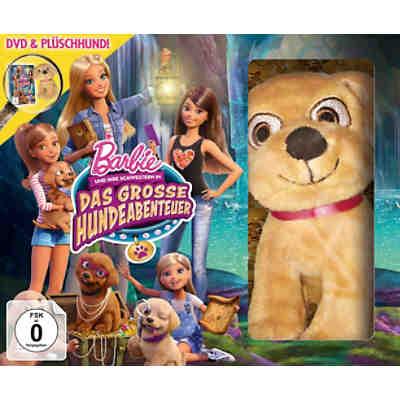 Dvd Barbie Und Ihre Schwestern In Das Große Hundeabenteuer Special