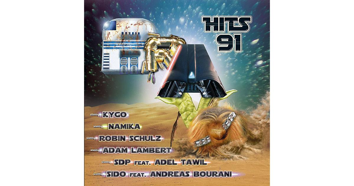 CD Bravo Hits Vol. 91