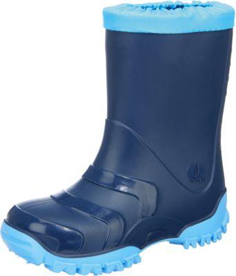 Regenstiefel Elefanten Gr 23 Gummistiefel blau
