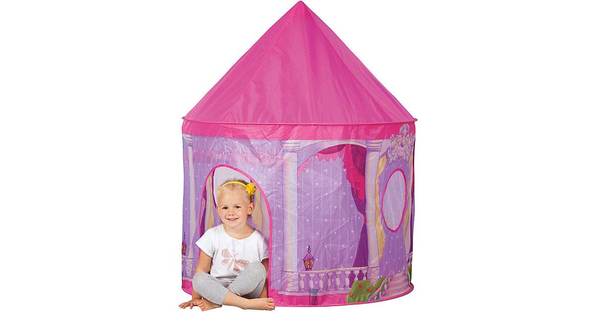 myToys-COLLECTION Prinzessinnenzelt pink