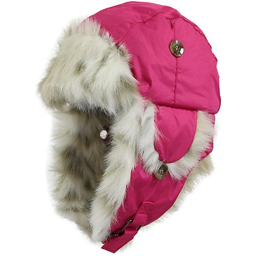 Шапка-ушанка Huppa Weemi - розовый от Huppa
