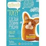 "Набор для валяния Toyzy ""Кошка"""