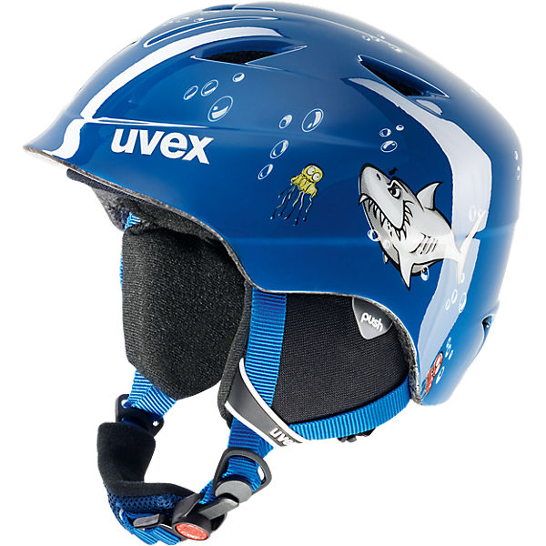 Skihelm airwing 2 shark