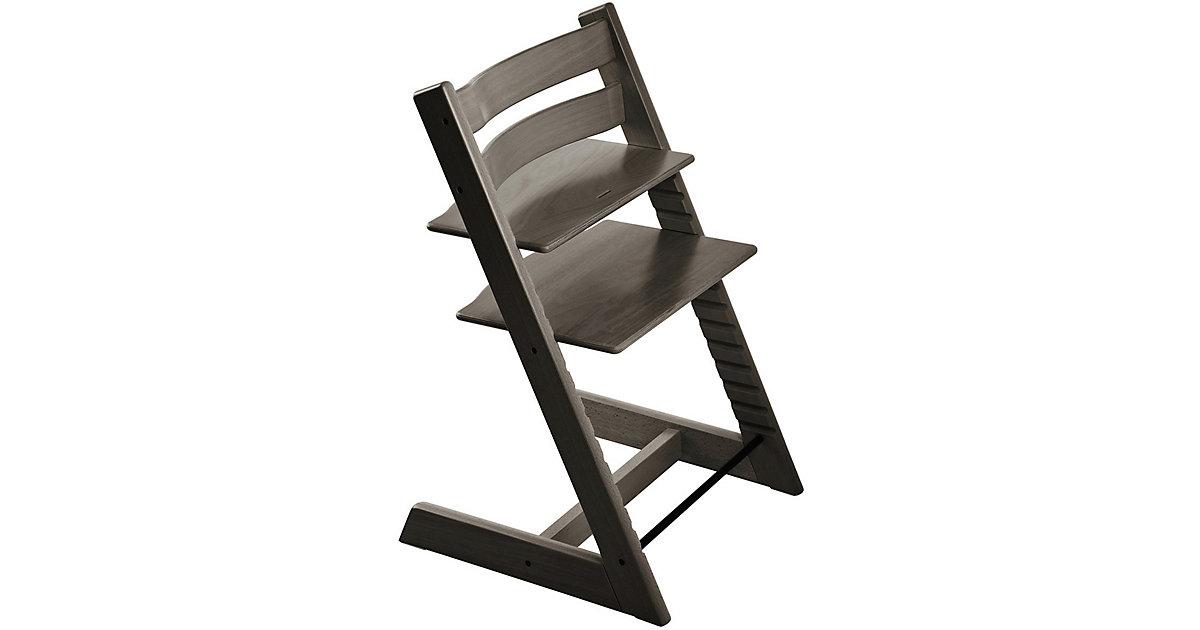 Tripp Trapp® Hochstuhl, Classic Collection, Hazy Grey grau/braun   Kinderzimmer > Kinderzimmerstühle > Hochstühle   Stokke