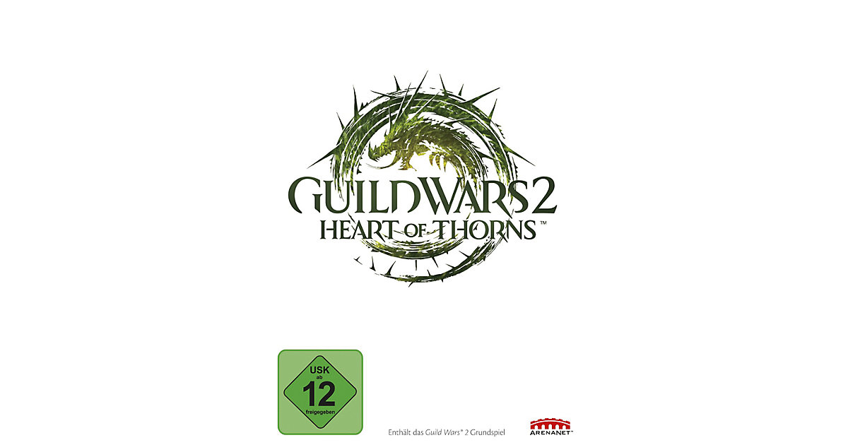 PC Guild Wars 2 - Heart of Thorns