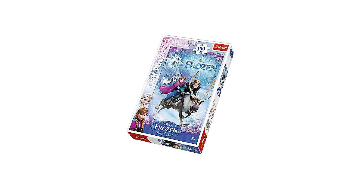 Puzzle 100 Teile - Die Eiskönigin