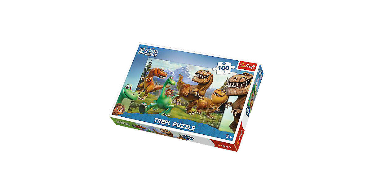 Puzzle 100 Teile - Disney Arlo & Spot