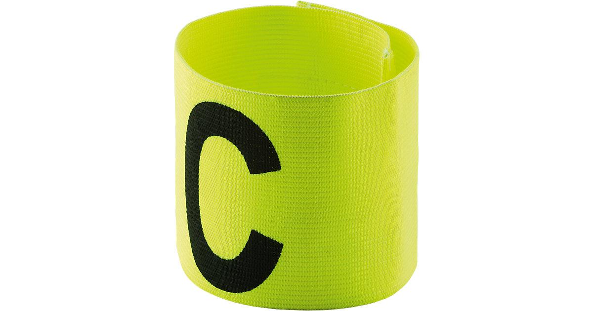 Spielführerarmbinde C gelb
